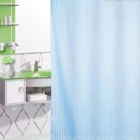 China Shower Curtain Mildew Resistant Polyester Shower Curtain on sale