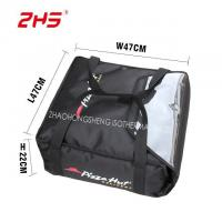 China 18'' thermal insulated pizza food delivery bag on sale