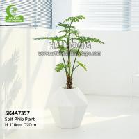 Haihong Insights Artificial Plant Artificial Split Philodendron Plant Manufactures