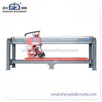 Automatic Bridge Edge Grinding Machine with 2 Heads