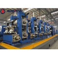 ERW pipe mill line 165 ERW pipe making machine Manufactures