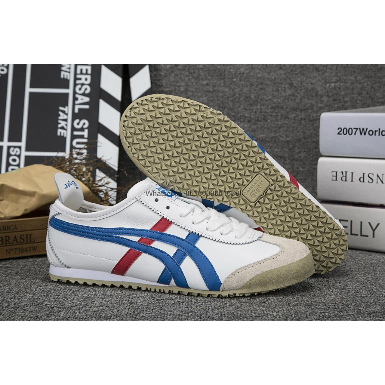 Asics Ghost burial tiger In the summer MEXICO66 classic Casual shoes Manufactures