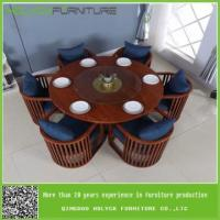 China customized dining room chairs with arms on sale