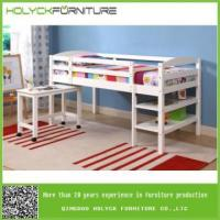 China study bunk beds with desk underneath for sale on sale