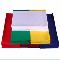 Pp spunbond nonwoven fabric Floral Nonwoven Water and Oil Resistant table clothes for restaurant Manufactures