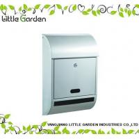 China Stainless Steel Mailbox on sale
