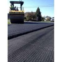 Fiberglass Geogrid For Asphalt Pavement Manufactures