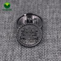HIgh-end Gun-Black Shank Metal Buttons, More Buttons Click to View