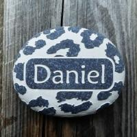 Buy cheap Custom Name Pebble, Personalised Rock Engraved Stone, Custom Christening Gift AP38 from wholesalers