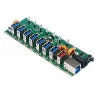 Buy cheap Factory supply 8port usb 3.0 charger PCBA H10 from wholesalers