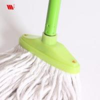 China Made 2802-SST Pure stranded Cotton Floor Mop no yarn dropping match with ss stick Manufactures