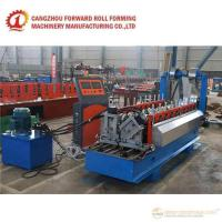 building material machinery drywall stud and track roll forming machine Manufactures