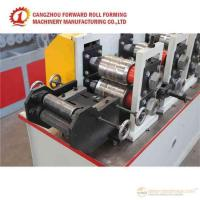 Double line gypsum board profile metal stud and track roll forming machine prices Manufactures