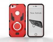 Case for iPhone Stylish robot ring stand mobile case for iPhone 6S
