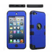 China Tuff hybrid silicone case for iPod touch 5 touch 6 on sale