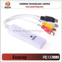 VHS to DVD PC Record Receiver Support Capture Card Converter Adapter For For PC Laptop