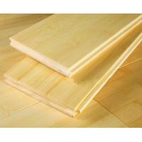 Services Solid Horizontal/Vertical Bamboo Flooring Manufactures