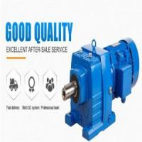 R Helical Gear Reducer Inline Helical Speed Reducer Helical Gearbox Manufactures