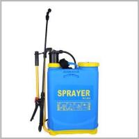 Buy cheap 2018 new style factory garden tree weed backpack high pressure hand pump chemical sprayer from wholesalers