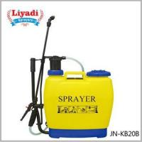 Buy cheap Agriculture knapsack power PE hand sprayer from wholesalers