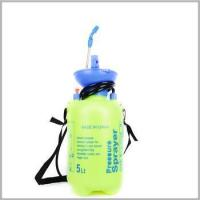 Buy cheap 5Leasy-take garden-use hand held plastic pressure sprayer from wholesalers