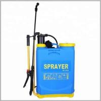 Buy cheap 16L Garden hand backpack plant long nozzle mist sprayers from wholesalers
