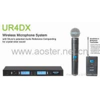 China SHURE UR4DX UHF Wireless microphone on sale