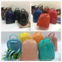 Guangzhou Suppliers 10 Colors Jelly Bag Designer Womens Handbags (2295) Manufactures
