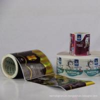 High Quality China Self-Adhesive Color Printed Sticker