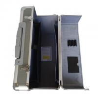 China Aluminium sliver trolley pilot case business briefcase on sale