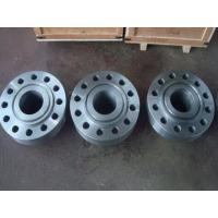 China ASTM A105 ASME B16.5 Forged flange on sale
