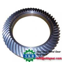 reduction circular bevel gear shaft Manufactures
