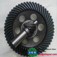 Professional Tricycle Reduction Gearbox Bevel Gear Manufactures