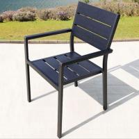 Buy cheap Outdoor Dining Wholesale Plastic Outdoor Leisure Cafe Chair from wholesalers
