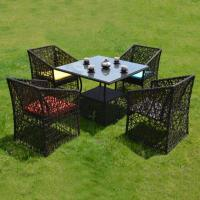 China Outdoor Dining 5 Piece Bistro Set Outdoor on sale