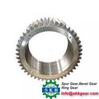 10GP truck gearbox ring gear Manufactures