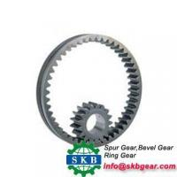 BENZ truck flywheel ring gear for OM6 engine part Manufactures