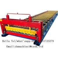 China Used roofing sheets making machine on sale