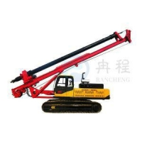 Buy cheap Bore Hole Piling Rig from wholesalers