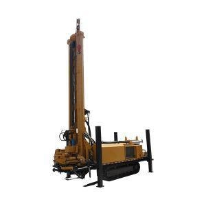 China Deep Well Drilling Rig