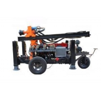 Buy cheap Hydraulic Bore Well Drilling Machine from wholesalers