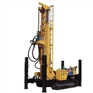 China Well Drilling Machine