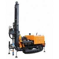 Hydraulic Water Well Drilling Machine Manufactures