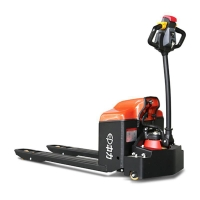 Buy cheap 2ton Electric Pallet Truck from wholesalers