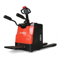 Buy cheap 3ton Electric Pallet Truck European Type from wholesalers