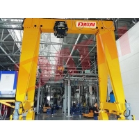 Rubber Tyred Gantry Crane Manufactures
