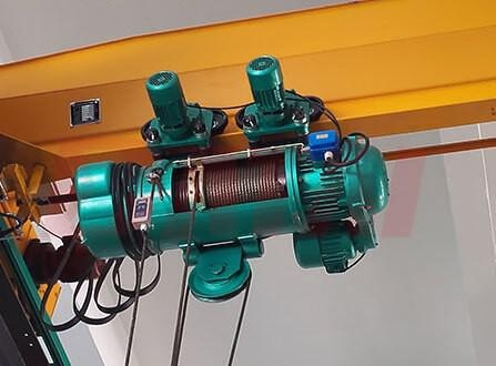 China Electric Wire Rope Hoist