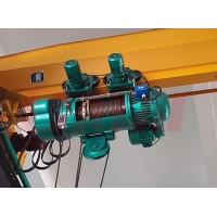 Buy cheap Electric Wire Rope Hoist from wholesalers