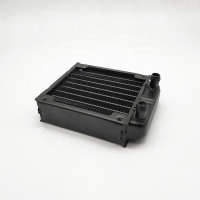 80mm series water cooling radiator Manufactures