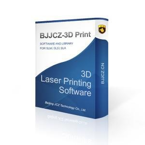 China 3D Laser Printing Software and Library China for SLM | SLS | SLA